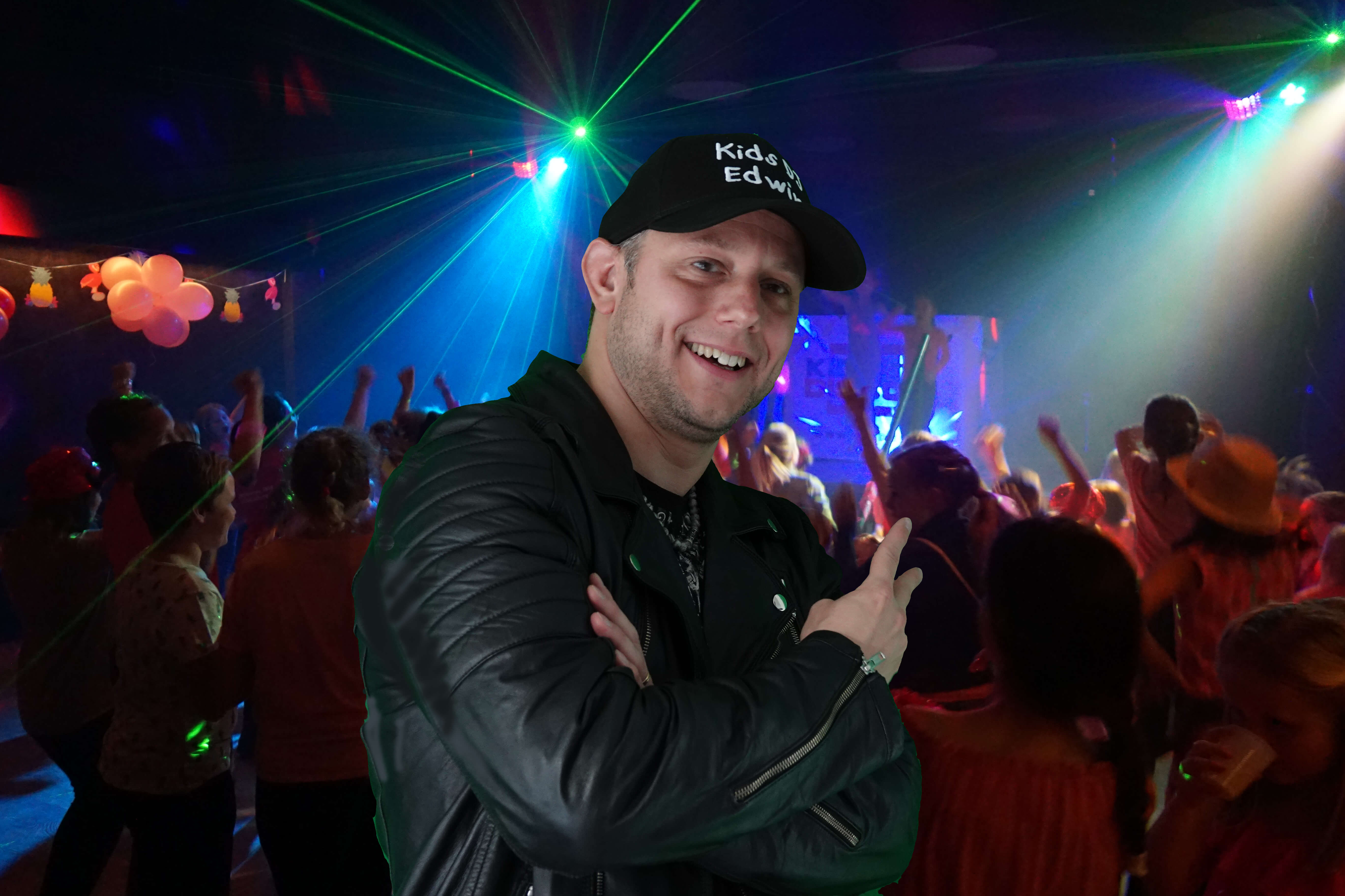 Kids DJ Edwin