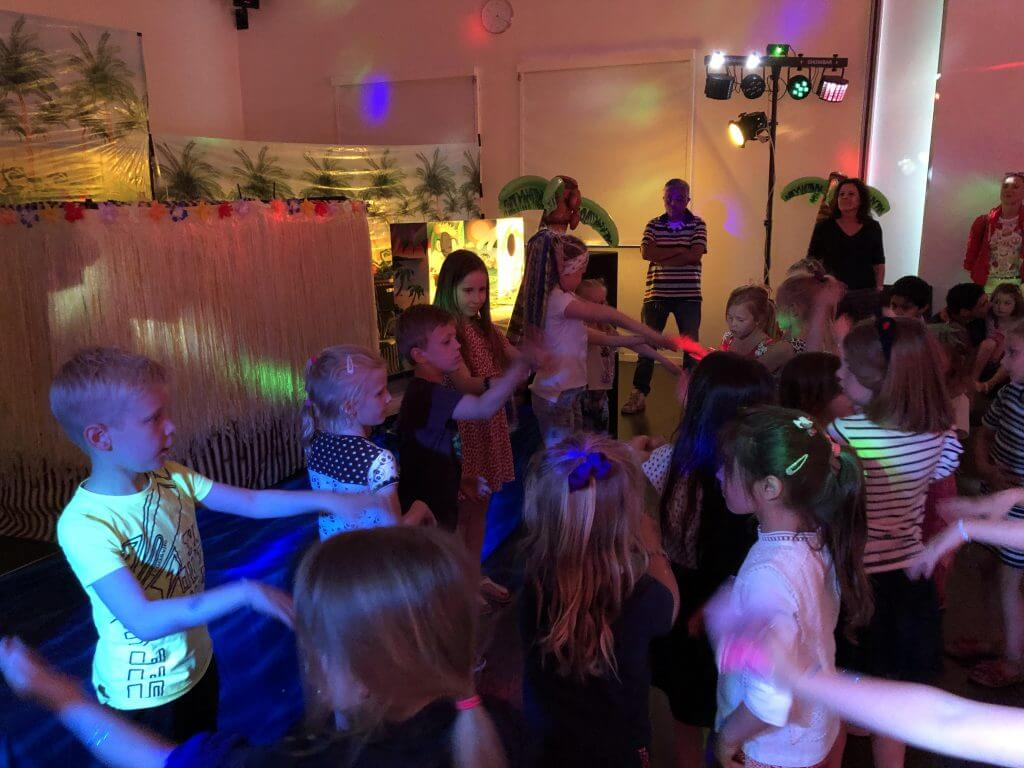 Kinderdisco Kids in the Mix Summer Party