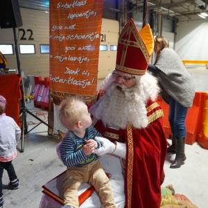 Sinterklaasdisco Intel Schiphol Rijk