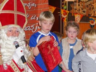 Sinterklaas Kinderdisco Maersk Rotterdam