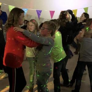 Kinderdisco Basisschool De Peppel Nijverdal