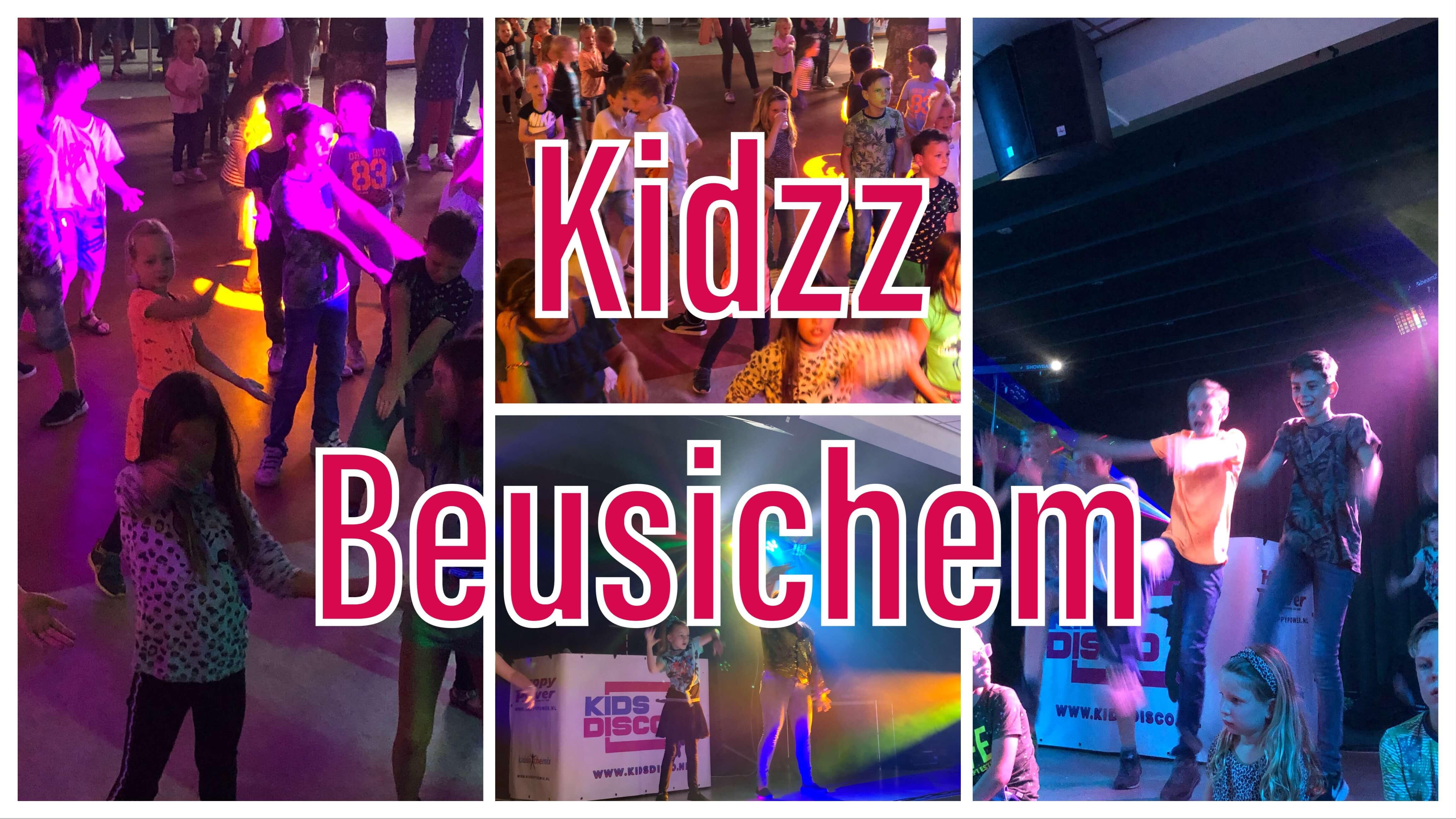 Kinderdisco Kidzz Beusichem