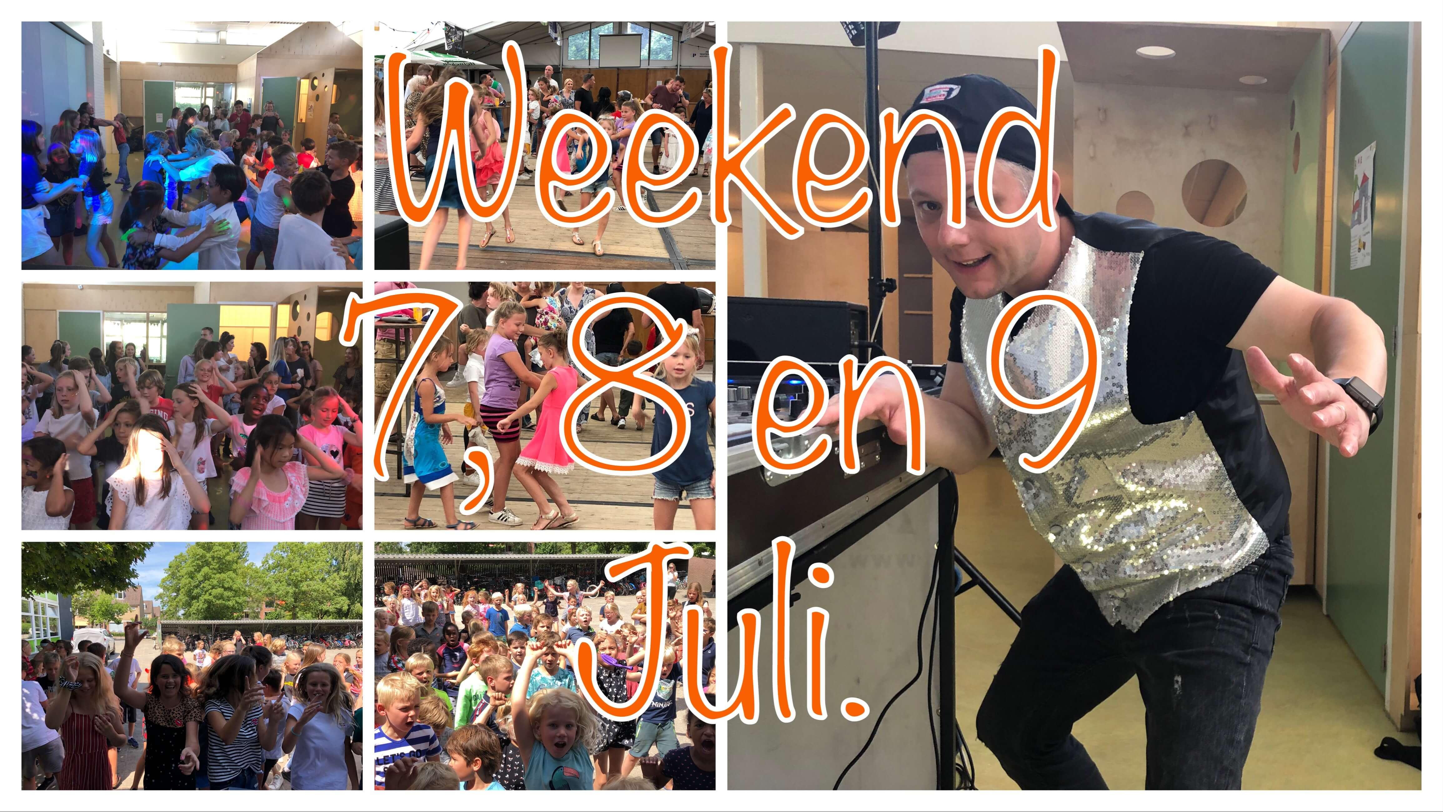 Kinderdisco Weekend